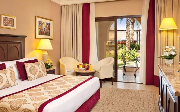 Hotel Miramar Al Aqah 5*