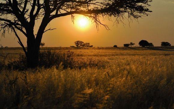 Willkommen in... Namibia!