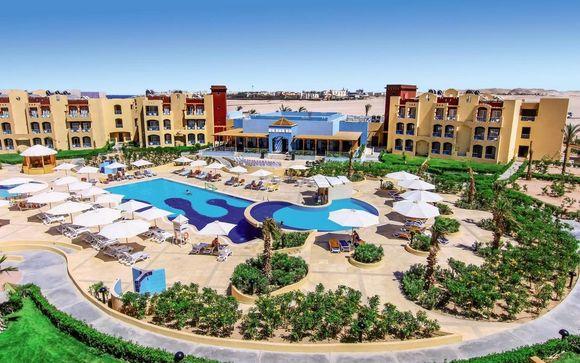 Ihr Badeaufenthalt im Lemon & Soul Makadi Bay - Hurghada 4*