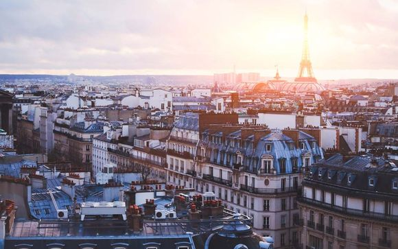 Willkommen in... Paris