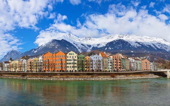Willkommen in... Innsbruck!