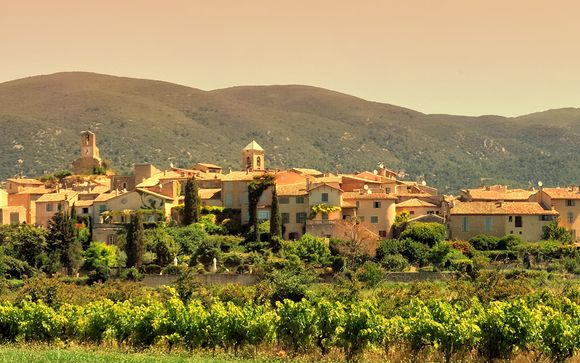 Willkommen in... der Provence !