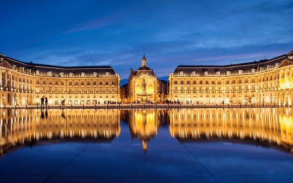 Willkommen in... Bordeaux!