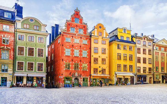 Ihre optionale Verlängerung in... Stockholm!