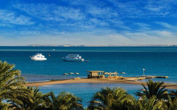 Willkommen in... El Gouna am Roten Meer!
