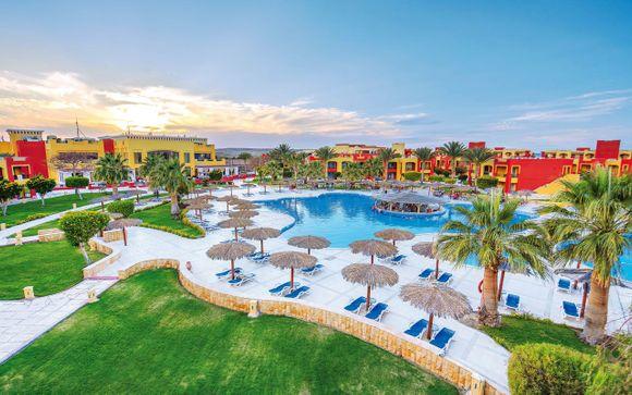 Ihr Badeaufenthalt im SENTIDO Oriental Dream Resort 5*