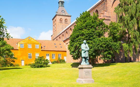 Willkommen in... Dänemark!