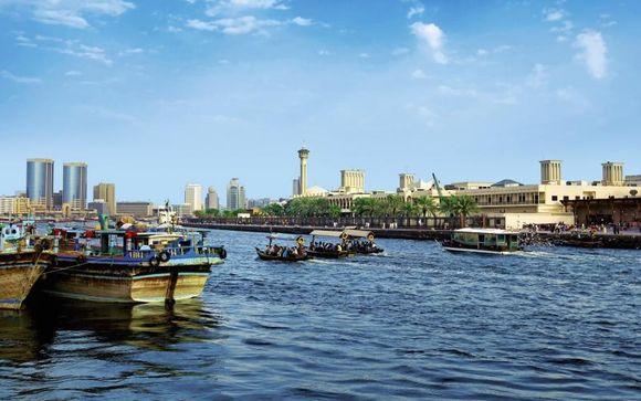 Willkommen in... Dubai und im Oman!