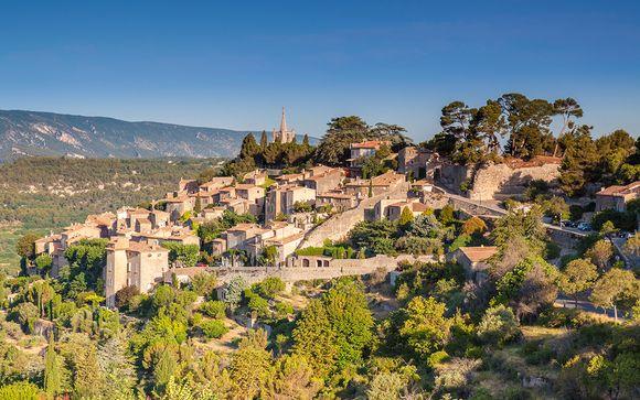 Willkommen in... der Provence!