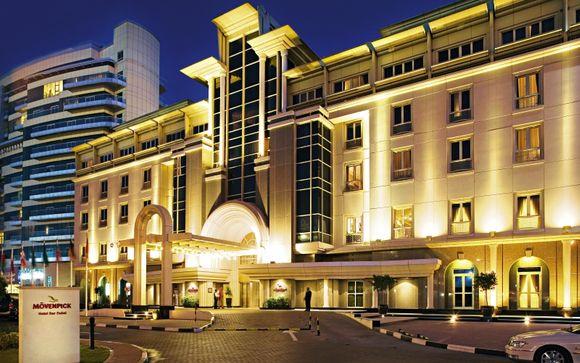 Hotel Mövenpick Bur Dubai 5*