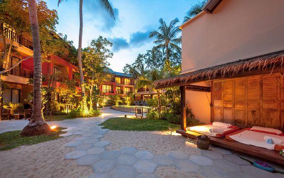 Koh Phangan - Buri Rasa Village 4*