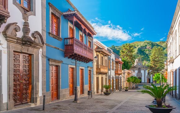 Willkommen auf den... Kanarischen Inseln!
