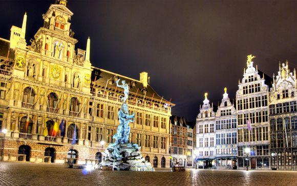 Ihre optionale Verlängerung in Brüssel