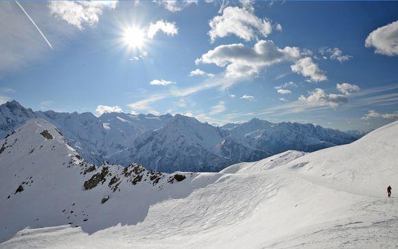Adamello Skigebiet