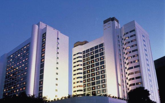 Orchard Hotel Singapore 4*