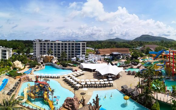 Splash Beach Resort 5*