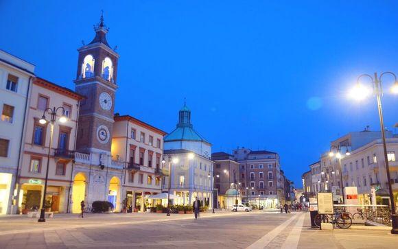 Willkommen in... Rimini!