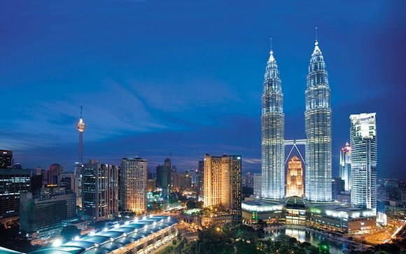 Willkommen in... Malaysia!