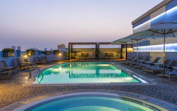 Ihr Hotel Coral Deira 4* in Dubai