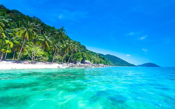 Willkommen in... Thailand!