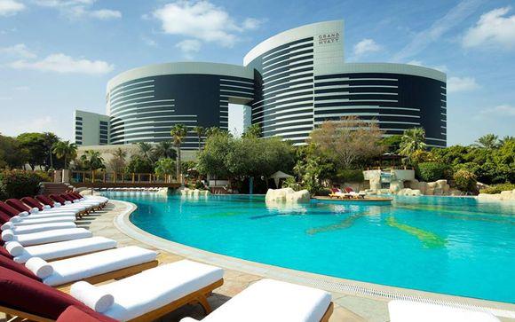 Ihr möglicher Aufenthalt im Grand Hyatt 5* in Dubaï