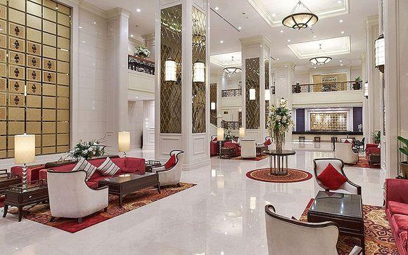 Grande Centre Hotel Point Ratchadamri 5* in Bangkok