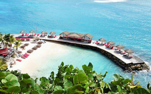 Willkommen auf... Guadeloupe!