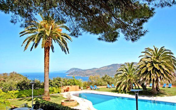 Willkommen auf... der Insel Elba!