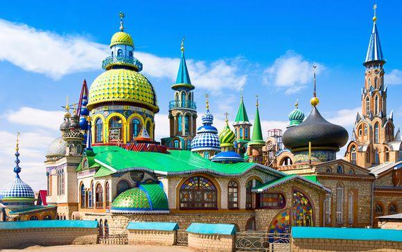 Willkommen in... Russland !