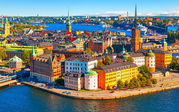 Willkommen in...Stockholm !