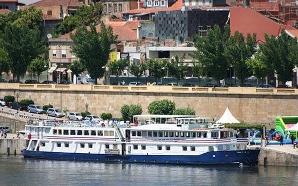 Ihr Boot-Hotel