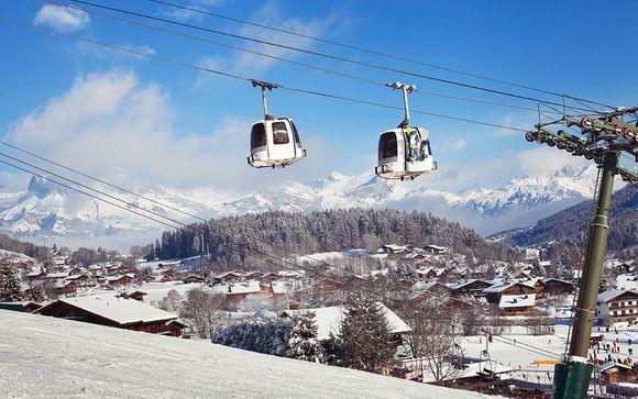 Willkommen in... den französischen Alpen
