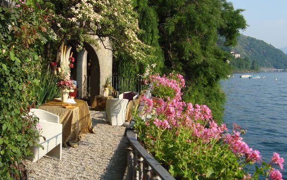 Hotel camin colmegna hotel lago maggiore hotel