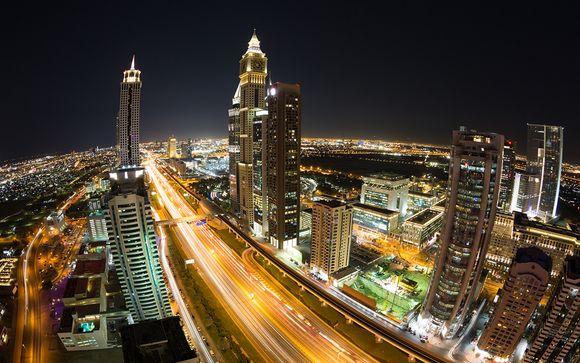 Willkommen in...Dubai!