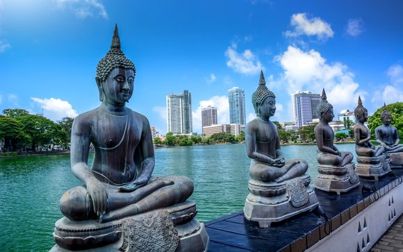 Willkommen auf... Sri Lanka & den Malediven!