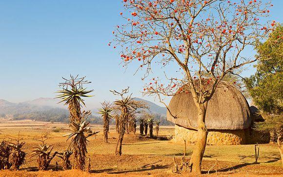 Ihre Rundreise in Südafrika im Überlick