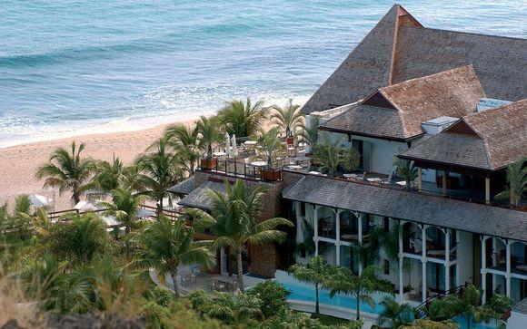 Kombireise: Villa Delisle & Hotel Le Saint-Alexis 4*