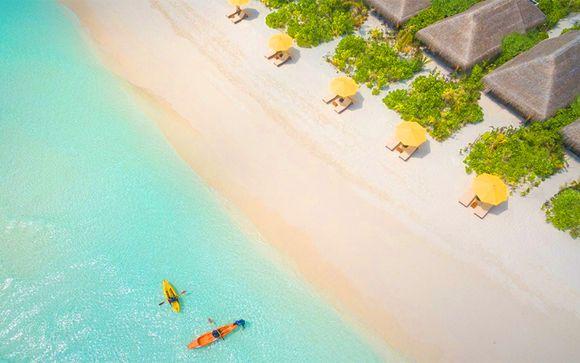 Willkommen... auf den Malediven!