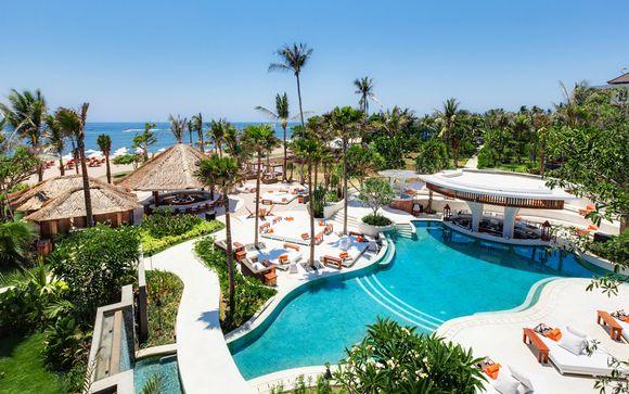 Desa Visesa Ubud Sofitel Bali Nusa Dua Beach Resort 5 Voyage