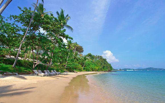Willkommen in... Panwa Beach!