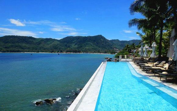 Cape Sienna Hotel 5 * in Phuket