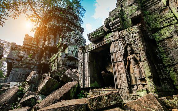 Willkommen in... Kambodscha!