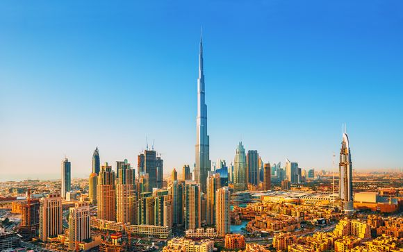 Ihr optionaler Stopover in Dubai