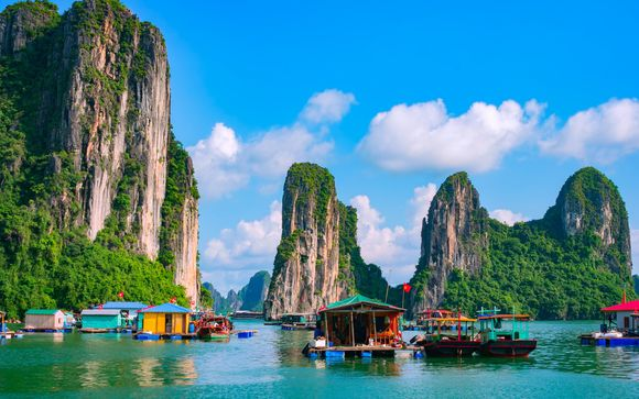 Highlights von Vietnam & optionale Stranderweiterung