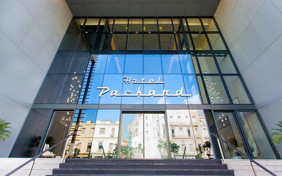 Iberostar Grand Packard 5* Hotel in Havanna