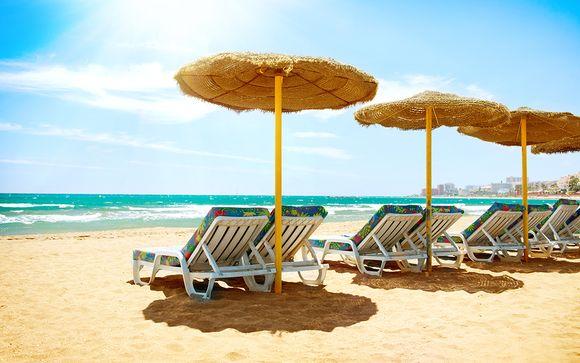 Willkommen an... der Costa del Sol!