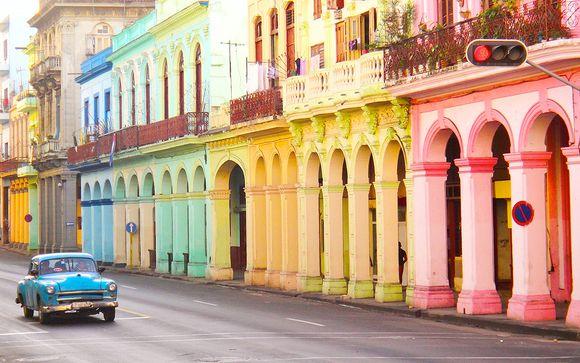 Kubanische Rhythmen und Lebensgefühl