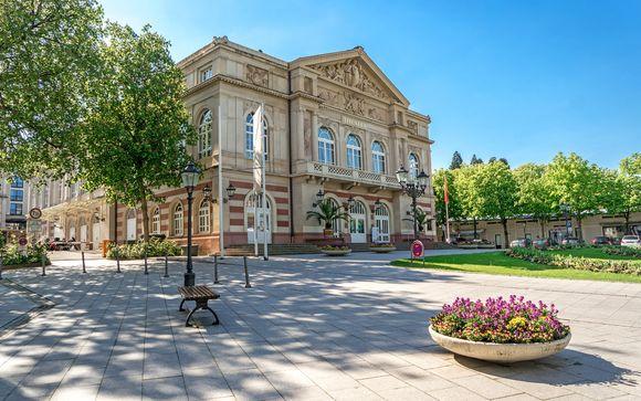 Willkommen in...  Baden-Baden!