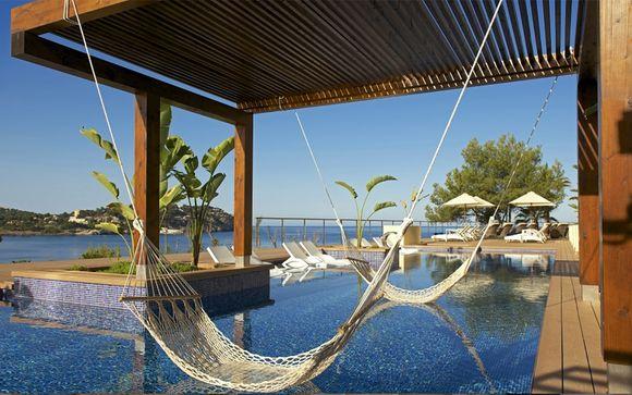All inclusive Hotel nur für Erwachsene am Meer