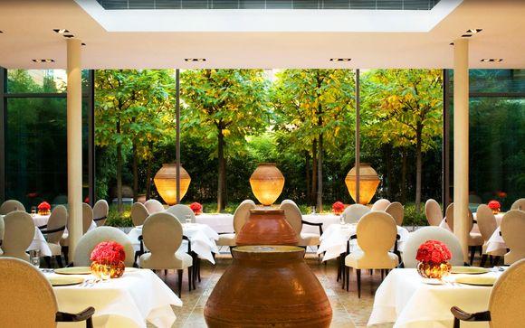 Luxus Design-Hotel in zentraler Lage